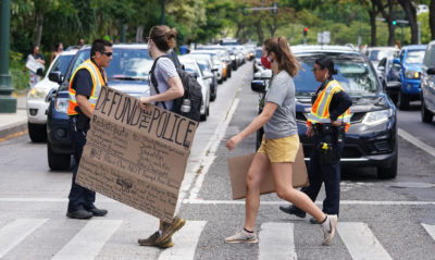 Trisha Kehaulani Watson: Struggling To Make Sense Of Calls To 'Defund The Police'