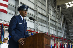 Hawaii-Based General Confirmed As First Black Air Force Chief Of Staff
