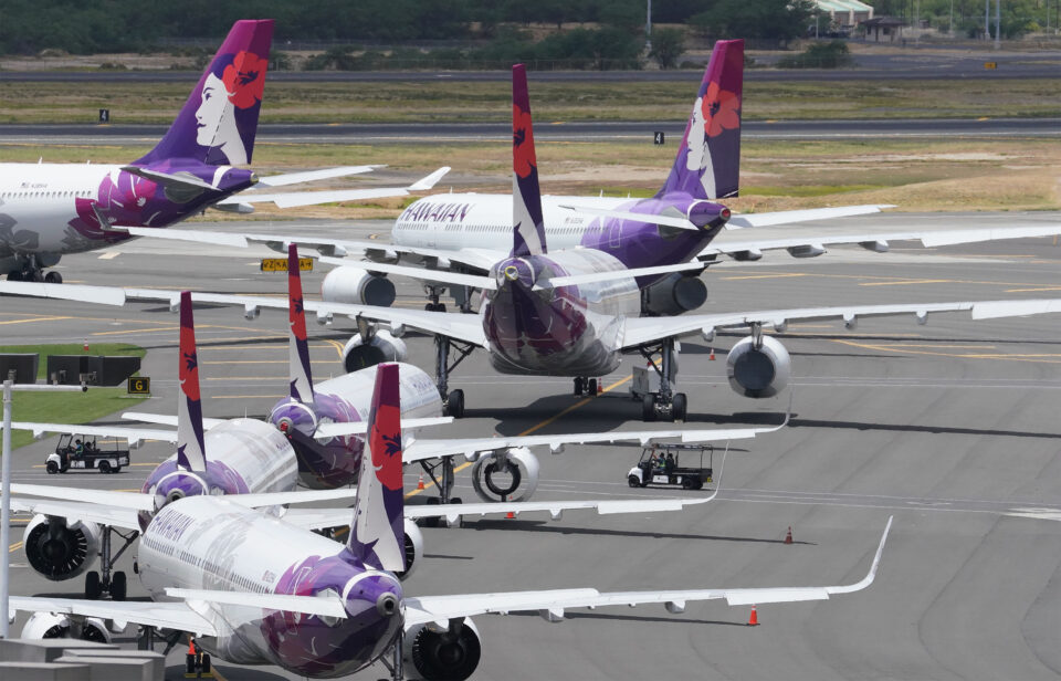 Airlines Are Racing To Offer COVID-19 Testing To Hawaii-Bound Passengers