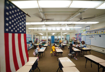 State Ed Board Still Undecided On Sending Kids Back To The Classroom