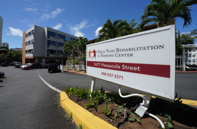 Hale Nani Rehabilitation and Nursing Home.