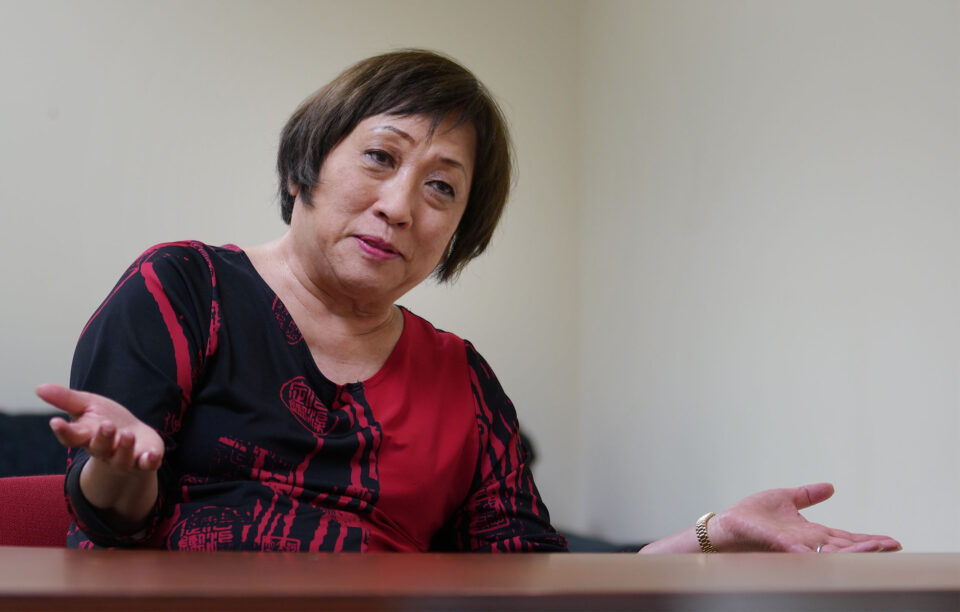 Colleen Hanabusa: 'You Don't Need Someone Who Needs Training Wheels'