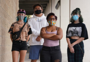 How 12 Teens Who'd Never Met Before Organized Honolulu's Black Lives Matter Protest