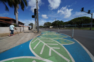 Pedestrians In Hawaii Need More Space. Here's How To Give It To Them