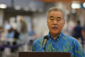 Ige Plans Furloughs For Public Workers Starting In November