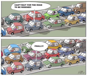 Stop Falling For The Congestion Con