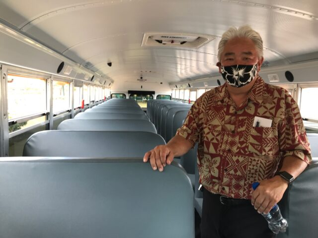 Randall Tanaka, DOE, Facilities, school, Kapolei Middle School