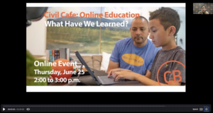 Civil Beat's Virtual Education Event Digs Into Distance Learning