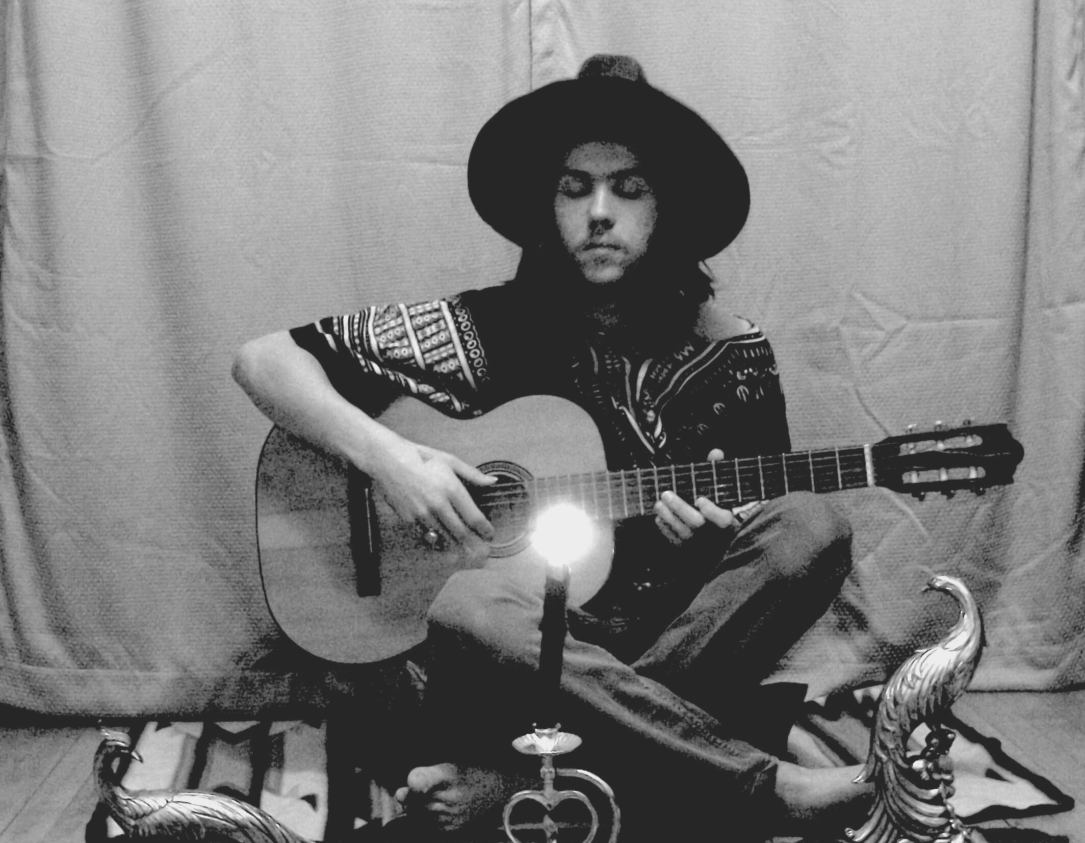 Alex Gumm, Albert, Missing Person, Kauai, Maine, Guitar, Spiritual