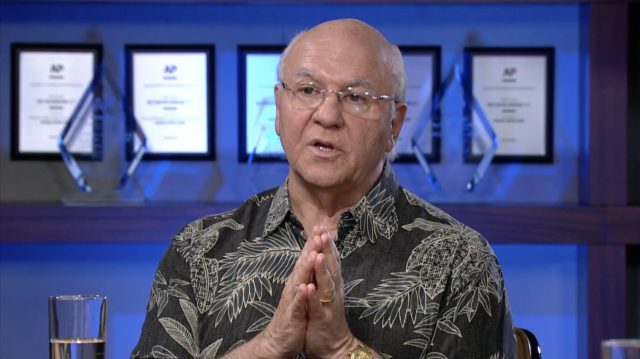 Rick Blangiardi Job Interview Mayor Elections 2020