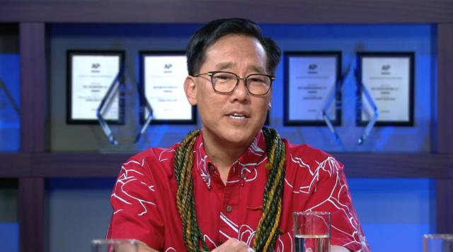 Keith Amemiya Job Interview Mayor Elections 2020