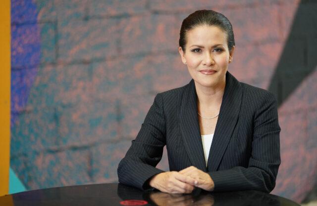 2020 Honolulu Mayoral candidate Kym Pine.