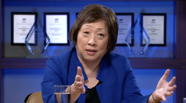 Colleen Hanabusa Job Interview Mayor Elections 2020