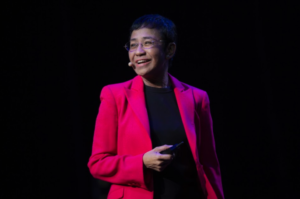 Maria Ressa To Speak On 'Press Freedom Under Fire'