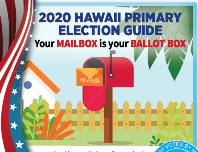 Please Don't Sit Out Hawaii's Primary