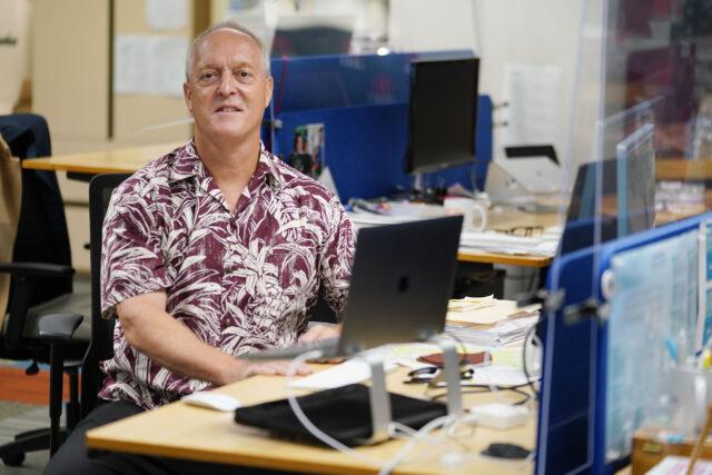 Kevin Dayton joins Honolulu Civil Beat.