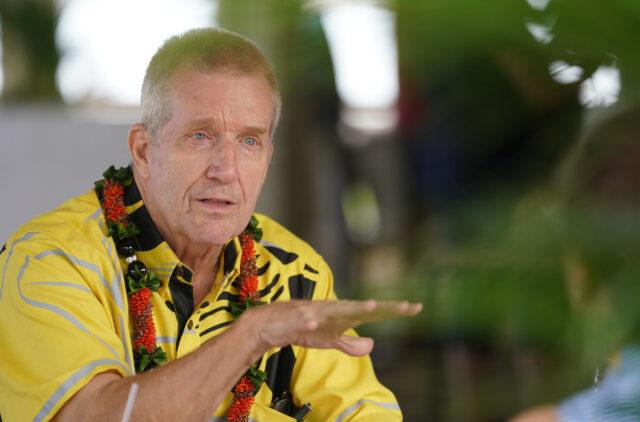Steve Alm candidate for Honolulu Prosecutor.