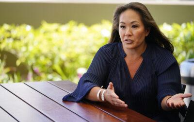 Megan Kau candidate Honolulu Prosecutor 2020.