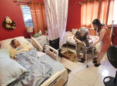 Governor Makes More Funds Available To Nursing Homes