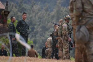 Hawaii-Based Soldiers Have Played A Key Role In US Thailand Policy