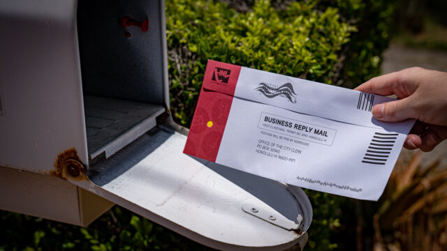 Vote By Mail Ballot Mailbox Elections 2020