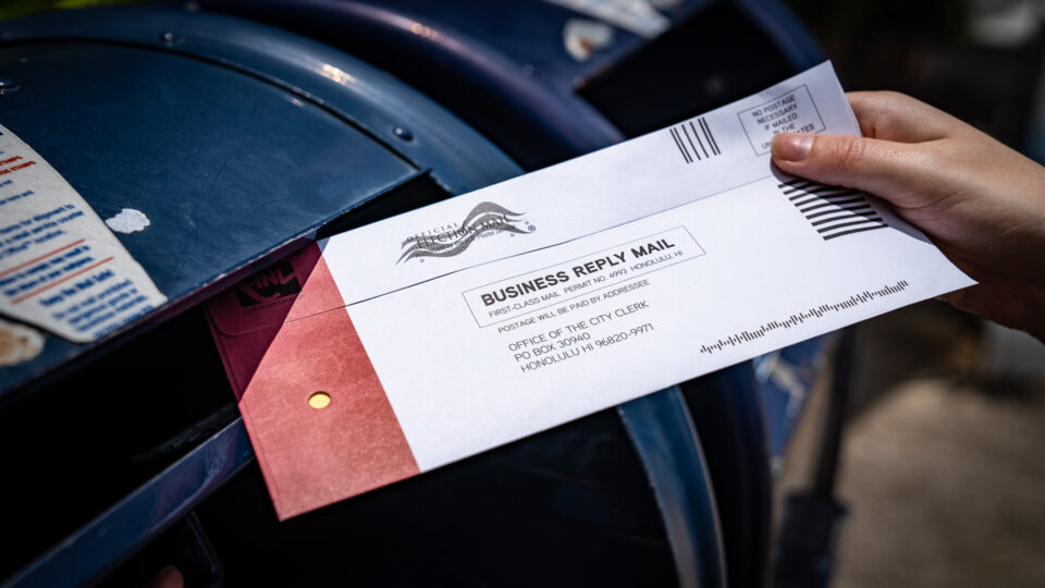 What Does Hawaii's Primary Turnout Mean For Future Elections?