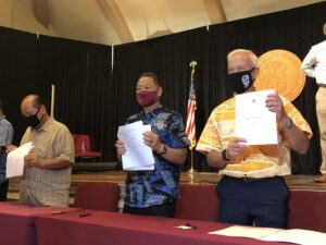 Union Labor Now Required On Big Honolulu Public Works Jobs