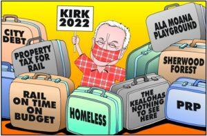 Pritchett: Excess Baggage