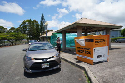 No Problems Expected For Hawaii's New Vote-By-Mail System For The Nov. 3 Election