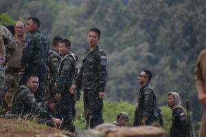 Eight Thai Soldiers Test Positive For COVID-19 After Training In Hawaii