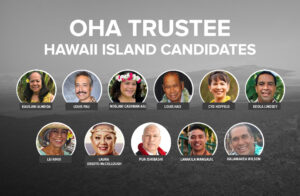Mauna Kea Provides 'Wake-Up Call' For Candidates To Run For OHA