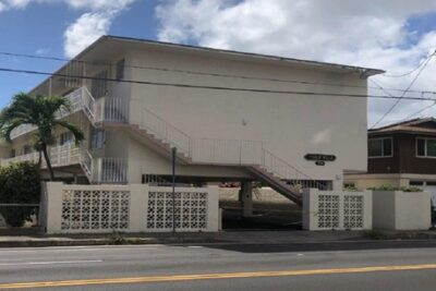 Honolulu Buys 10-Unit Building For Affordable Housing