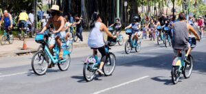 Biking In Honolulu Is On The Rise, And That's A Good Thing