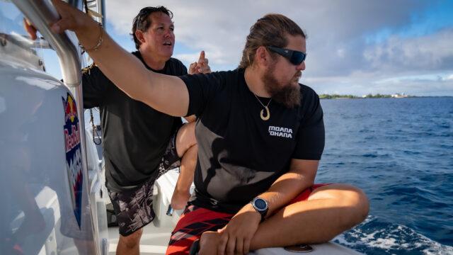 Oceanic Whitetip Shark Mike Kaike'a Nakachi