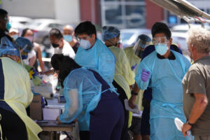 VIRUS TRACKER — Aug. 16: 220 New Cases As Surge Continues