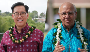 Honolulu Mayor's Race: 'It's Not Dirty Politics, It's Just Politics'