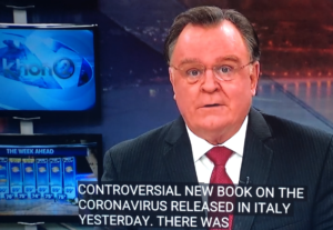 Chad Blair: TV Anchor Joe Moore Stuns Viewers With Dubious Report On COVID-19