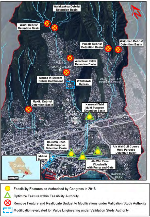 Ala Wai flood control