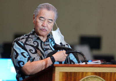 Hawaii Has Spent Only A Small Fraction Of CARES Act Money