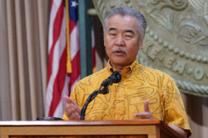 Hawaii Gov. David Ige: There's No Money To 'Sustain Government As It Existed'