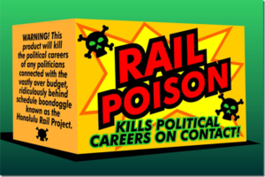 John Pritchett: A Political Train Wreck