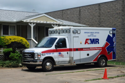 Ambulance Services Could Be On The Chopping Block Throughout Hawaii