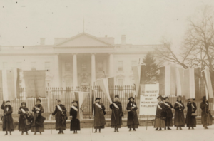 Celebrate Women Gaining The Right To Vote