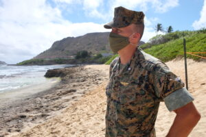 Hawaii Marines Are Now Guarding The Nests Of Endangered Species