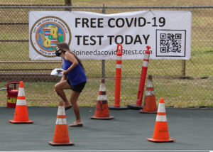 Due To Mislabeling, About 1,000 Oahu Residents Told To Re-Test For COVID-19