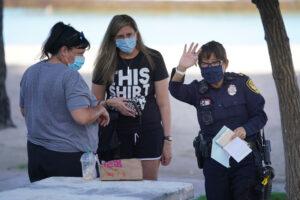 Lawmakers OK Fines For Pandemic Rule Violators