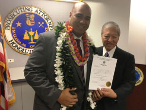 Honolulu Prosecutor Back On Job Amid Ongoing Investigation
