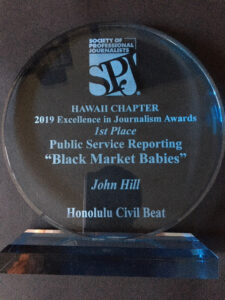 Civil Beat Named Best Hawaii News Site In Journalism Competition