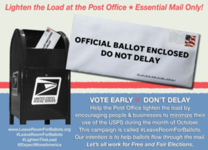 Chad Blair: How One Maui Resident Is Working To Help Ballots Arrive In Time