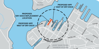 Navy Seeks Public Comments On New Submarine Dry Dock